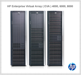 Click here for more HP Enterprise Virtual Array  EVA storage system