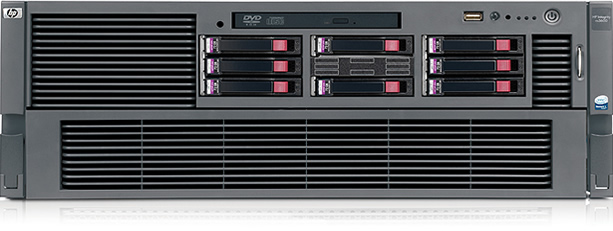 HP Integrity rx3600 @ MITLimited.com