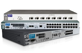 Click here for more HP ProCurve Unmanaged Switches