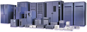 HP, Compaq, Digital,  Dell servers at MIT Services